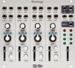 Eurorack Module Mixology from Qu-Bit Electronix