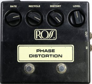 Pedals Module Phase Distortion PD1 from Ross