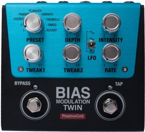 Pedals Module Positive Grid Bias Modulation Twin from Other/unknown
