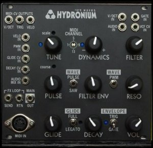 Eurorack Module Hydronium  from Rare Waves