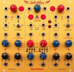 Eurorack Module Grand Terminal from Endorphin.es