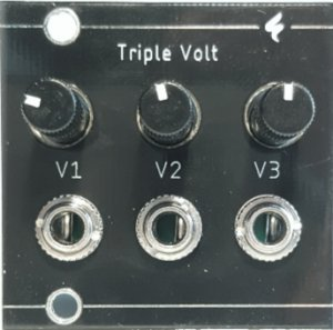Eurorack Module Triple Volt from Other/unknown