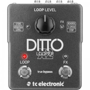 Pedals Module Ditto X2 Looper from TC Electronic