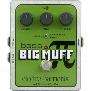 Pedals Module Bass Big Muff Pi from Electro-Harmonix