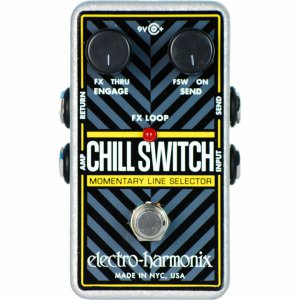 Pedals Module Chill Switch from Electro-Harmonix