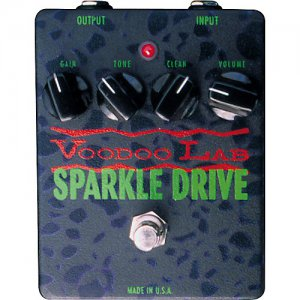 Pedals Module Sparkle Drive from Voodoo Lab