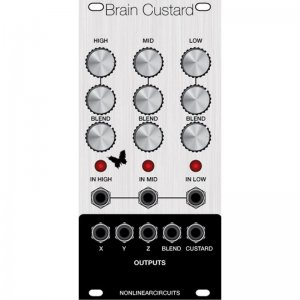 Eurorack Module brain custard from Nonlinearcircuits