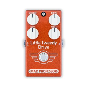 Pedals Module Little Tweedy Drive from Mad Professor