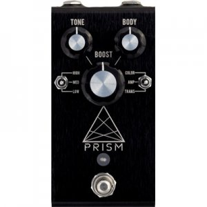 Pedals Module Jackson Audio Prism Limited Edition Black from Other/unknown