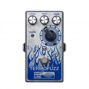 Pedals Module Termofuzz from Shift Line