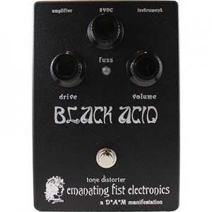 Pedals Module EMANATING FIST ELECTRONICS BLACK ACID from Other/unknown