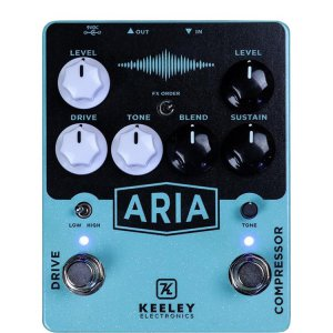 Pedals Module Aria from Keeley