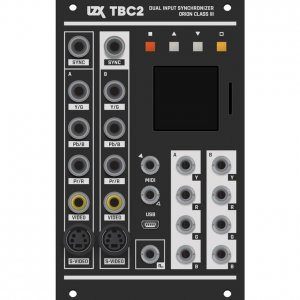 Eurorack Module TBC2 from LZX Industries