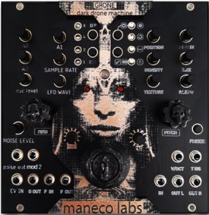 Eurorack Module Maneko Labs Grone, Dark Drone Generator from Other/unknown