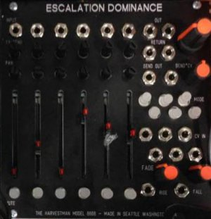 Eurorack Module Escalation Dominance from The Harvestman