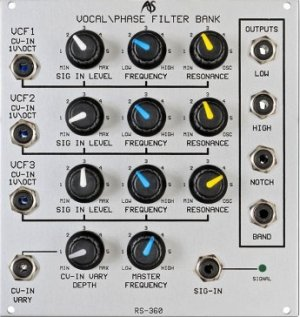 Eurorack Module RS-360 from Analogue Systems