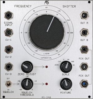 Eurorack Module RS-240 from Analogue Systems