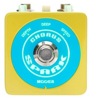 Pedals Module Spark Chorus from Mooer