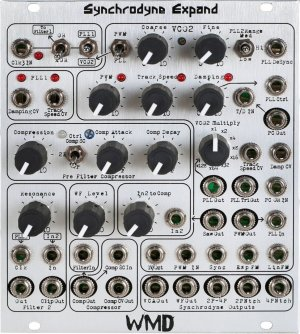 Eurorack Module Synchrodyne Expand from WMD