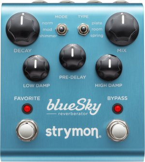 Pedals Module Blue Sky from Strymon