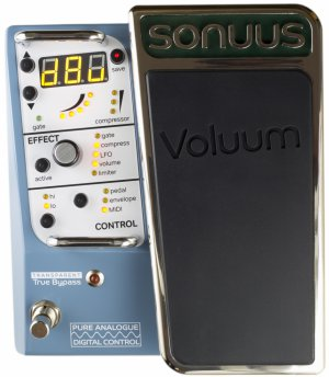 Pedals Module Sonuus Voluum from Other/unknown