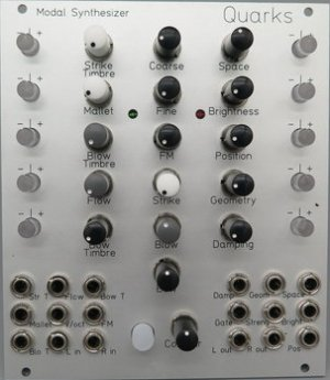 Eurorack Module Quarks from Michigan Synth Works