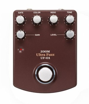 Pedals Module Ultra Fuzz UF-01 from Zoom