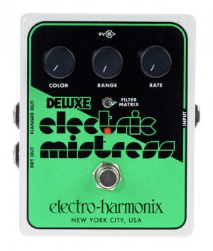 Pedals Module Deluxe Electric Mistress from Electro-Harmonix