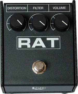 Pedals Module RAT2 from ProCo