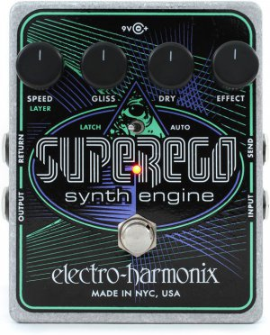 Pedals Module Super Ego from Electro-Harmonix