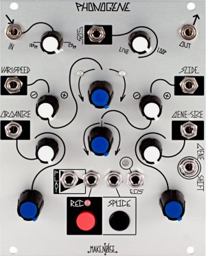 Eurorack Module Phonogene from Make Noise