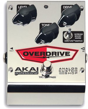 Pedals Module Drive3 Overdrive from Akai