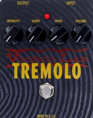 Pedals Module Tremolo from Voodoo Lab