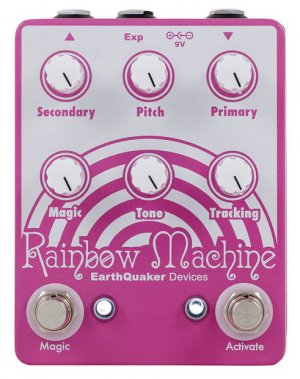 Pedals Module Rainbow Machine from EarthQuaker Devices