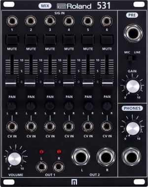 Eurorack Module SYSTEM-500 531 from Roland
