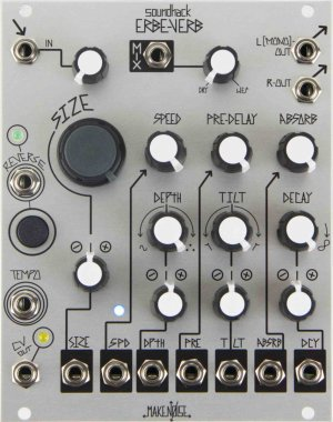 Eurorack Module Erbe-Verb (white knobs) from Make Noise