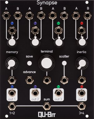 Eurorack Module Synapse from Qu-Bit Electronix