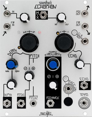 Eurorack Module Echophon from Make Noise