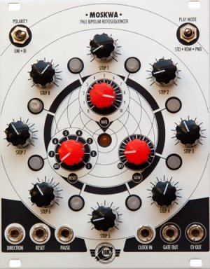 Eurorack Module Moskwa from Xaoc Devices