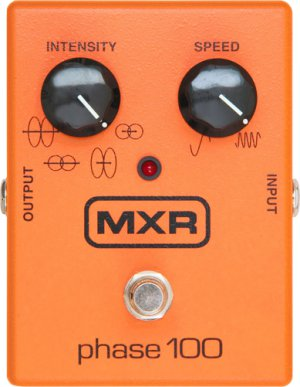 Pedals Module Phase 100 from MXR