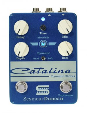 Pedals Module Catalina Stereo Chorus from Seymour Duncan