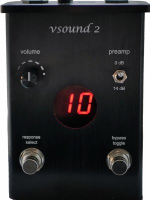 Pedals Module vSound 2 from Other/unknown