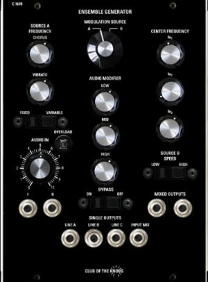 MU Module C 1670 from Club of the Knobs