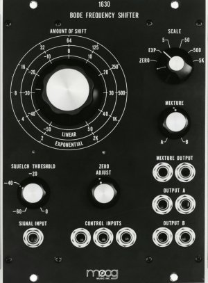 MU Module Bode Frequency Shifter from Moog Music Inc.