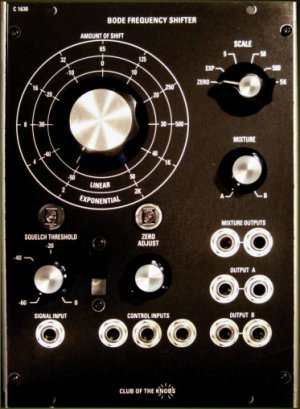 MU Module C 1630 from Club of the Knobs