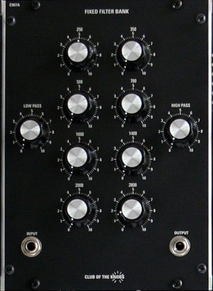 MU Module C 907A from Club of the Knobs