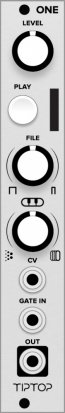 Eurorack Module Tiptop Audio ONE (Grayscale panel) from Grayscale
