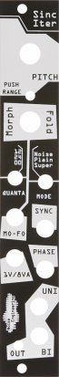Eurorack Module Sinc Iter (Black) from Noise Engineering