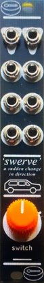 Eurorack Module Swerve by Cereal Instruments from Other/unknown