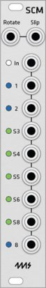 Eurorack Module 4ms SCM (Grayscale panel) from Grayscale